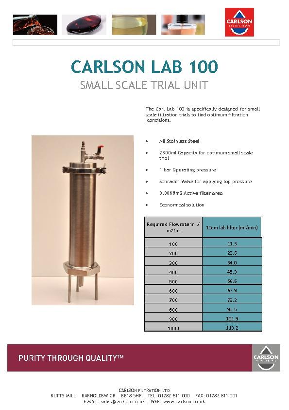 Carlab 100